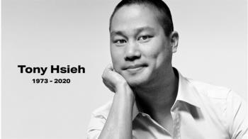 網路最大鞋商Zappos 台裔創辦人46歲辭世