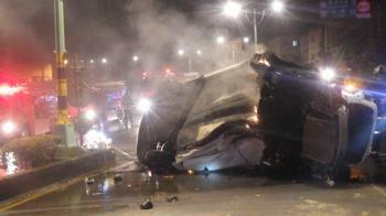 獨/電動車車禍救助憂觸電 須避「不可切割區」