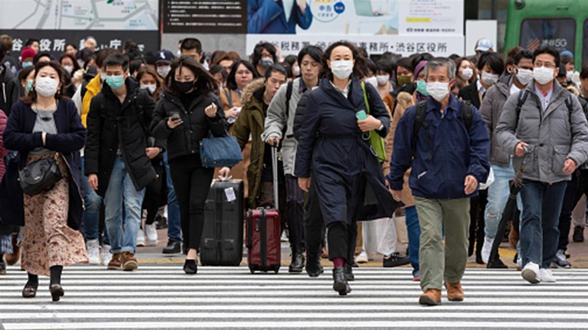 日本東京新增418例創週日新高 重症維持67人