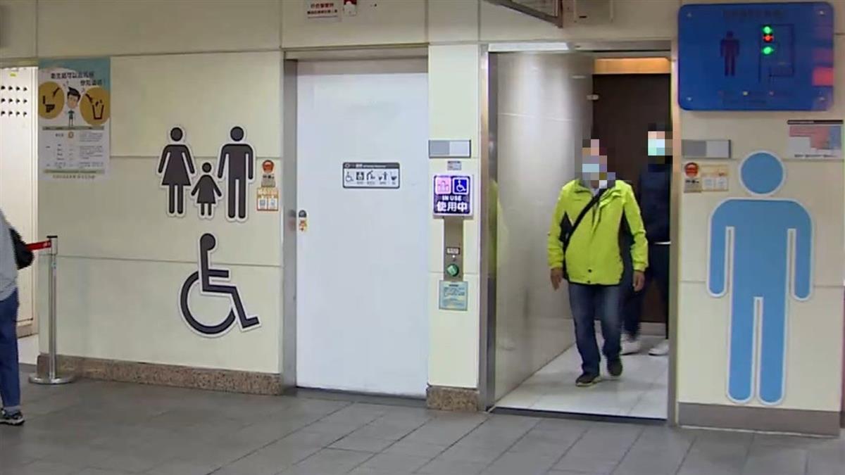 北捷如廁15分鐘有人關心 鄉民崩潰喊:便祕怎辦?