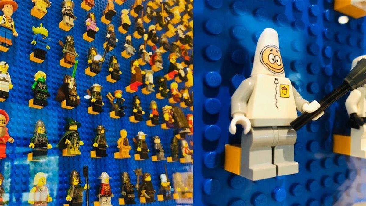 全台聖誕節約會行程一次網羅!1,500隻LEGO人偶、巨型蝙蝠登場