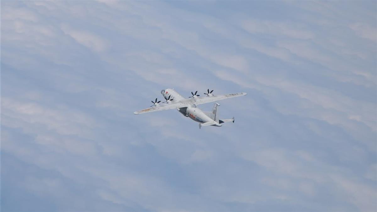 11月擾台22天 共軍今派運8技偵機遠干機侵ADIZ