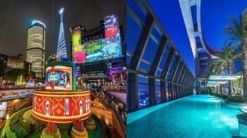 2020新北耶誕城!住全台最高無邊際泳池 5間超棒飯店總整理