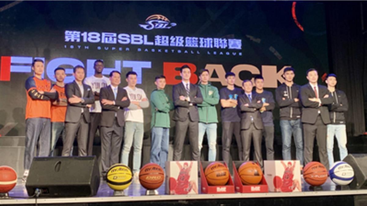 SBL新球季5日開打 蔣淯安:總冠軍在這