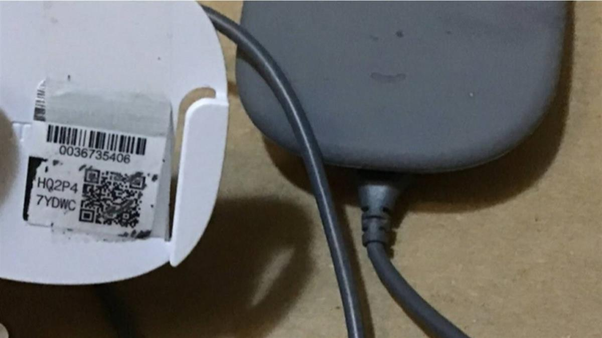 獨/磁吸無線充電器突燒焦 投訴民眾:爆炸怎麼辦?
