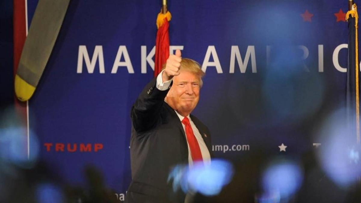 川普在美國被罵翻 為何亞洲爭民主人士力挺?