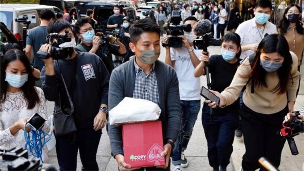 香港有線台裁員:「刺針」被砍,中國新聞組集體辭職抗議