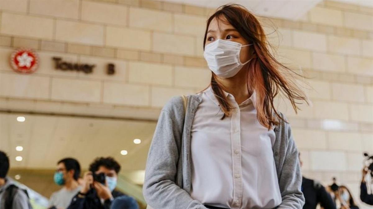 周庭遭判入獄10月 日媒關注
