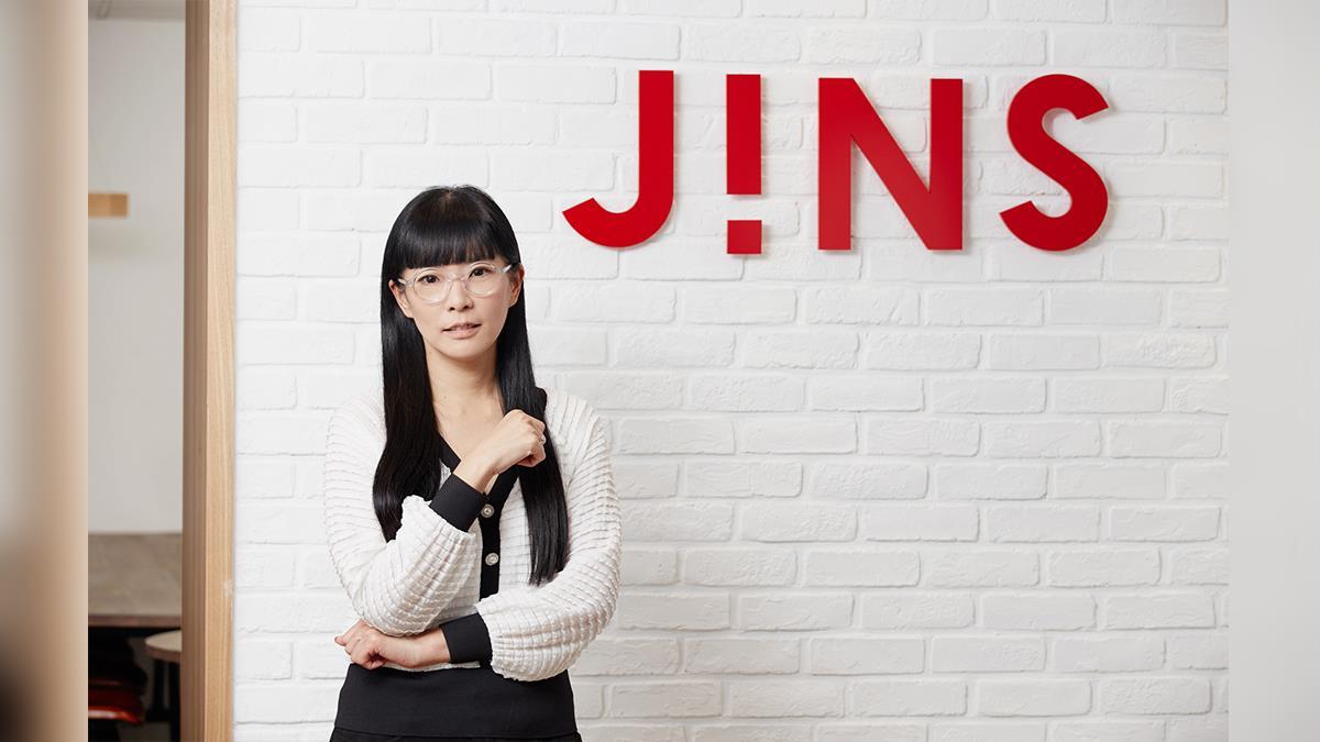 日本第一眼鏡品牌JINS 邱明琪佈局全球深耕台灣