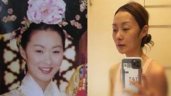 演《懷玉公主》暴紅!49歲女星健康亮紅燈 忍痛不開刀有原因