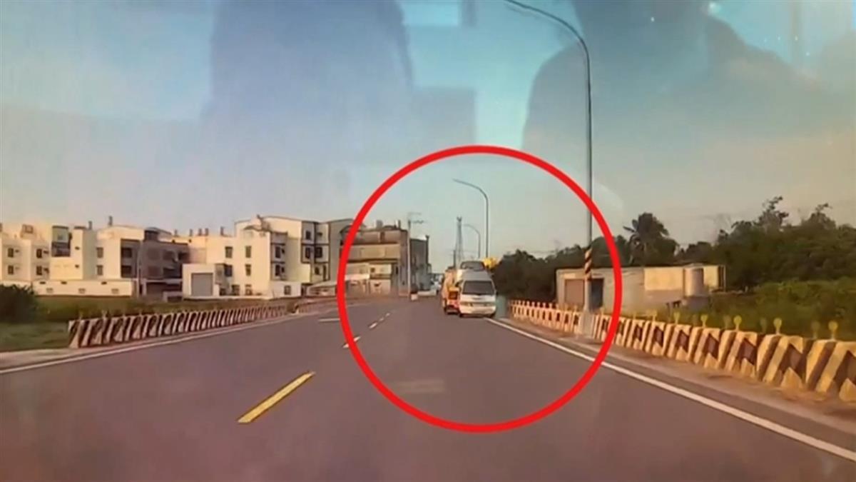 拖吊車詭異右偏!72歲翁慘遭輾斃 司機當沒事繼續開