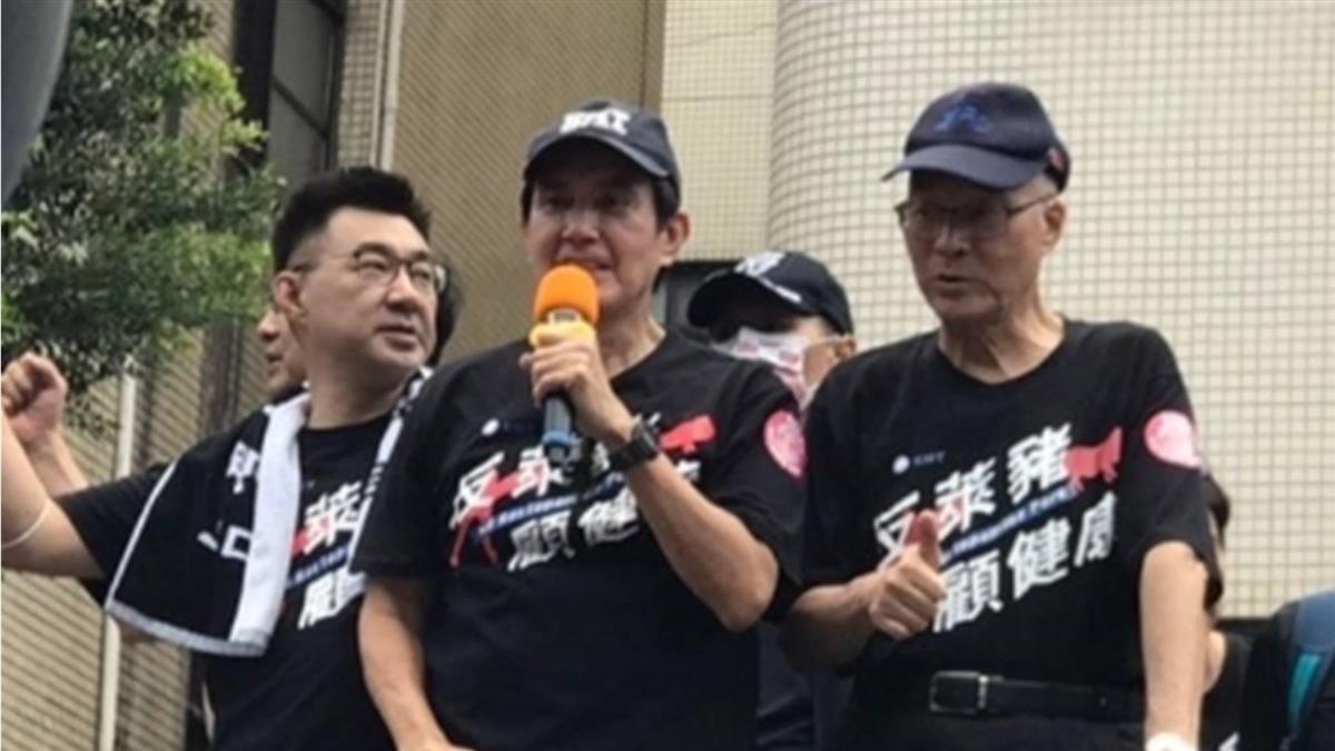 馬英九震驚黃之鋒入獄 籲中應更謹慎處理香港問題