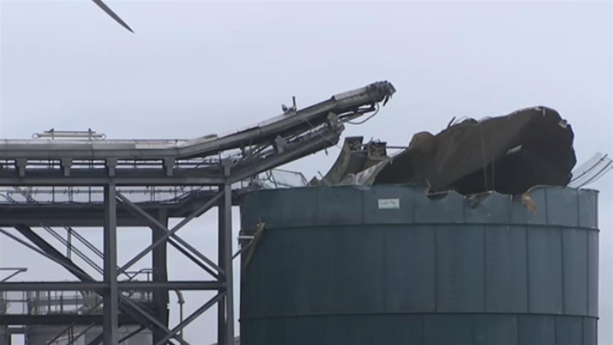 英國污水處理廠化學槽大爆炸 傳多人傷亡