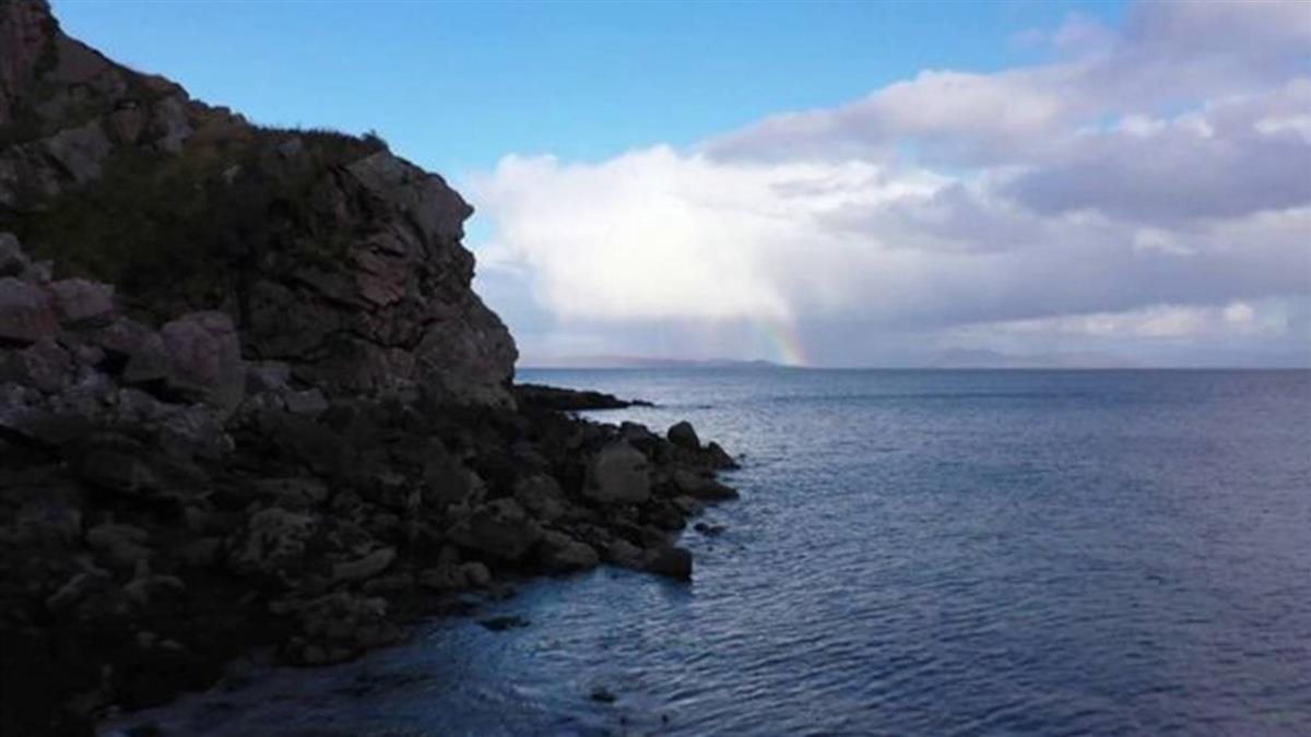 新冠疫情下 到蘇格蘭小島去開創新生活
