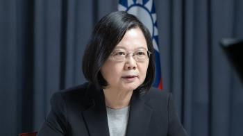 獲頒國際領袖先鋒獎 蔡英文:堅定捍衛台灣民主