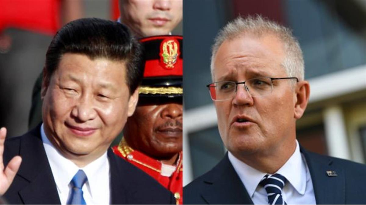 中國和澳大利亞:一場推特口水仗如何步步升級