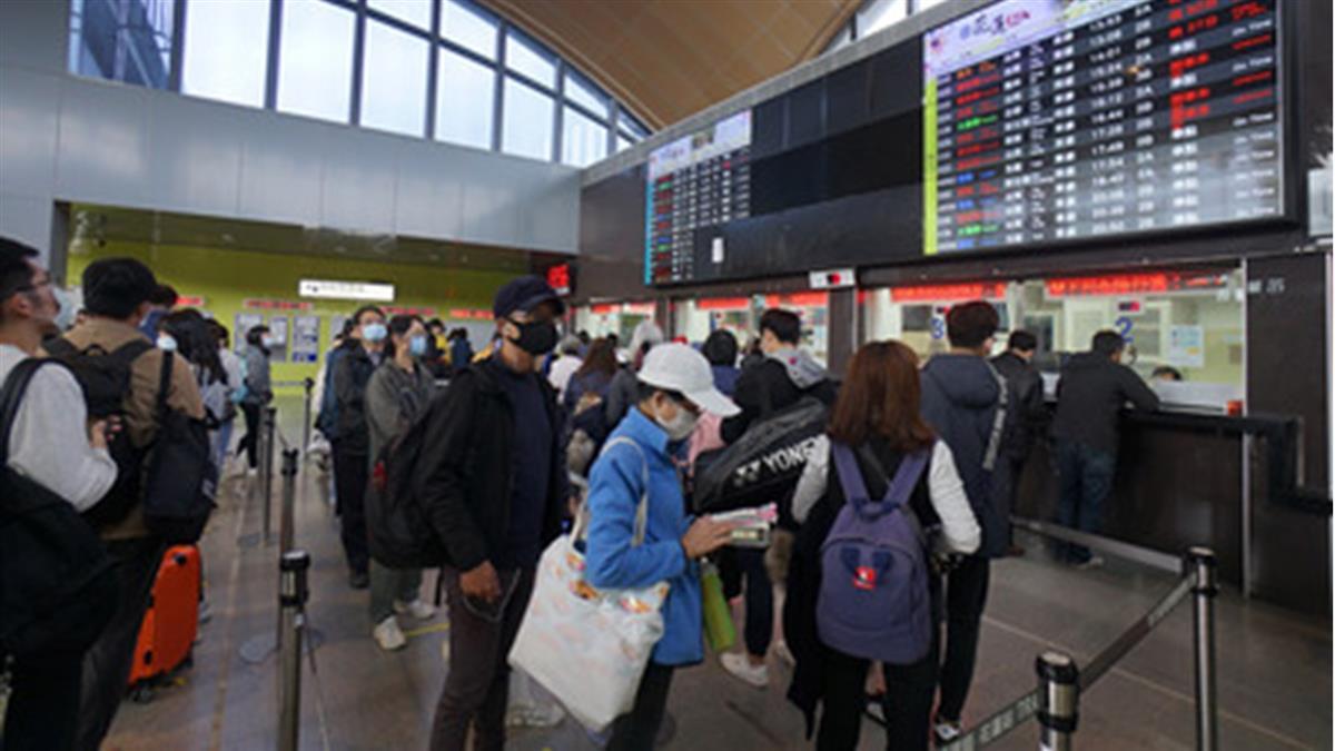北部往東部鐵路中斷 台鐵增6班宜花東自強號助疏運