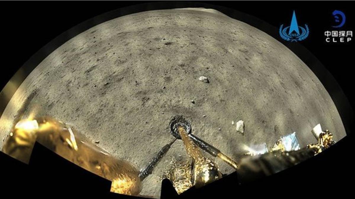 中國嫦娥登月 人類探月的過去、現在和將來
