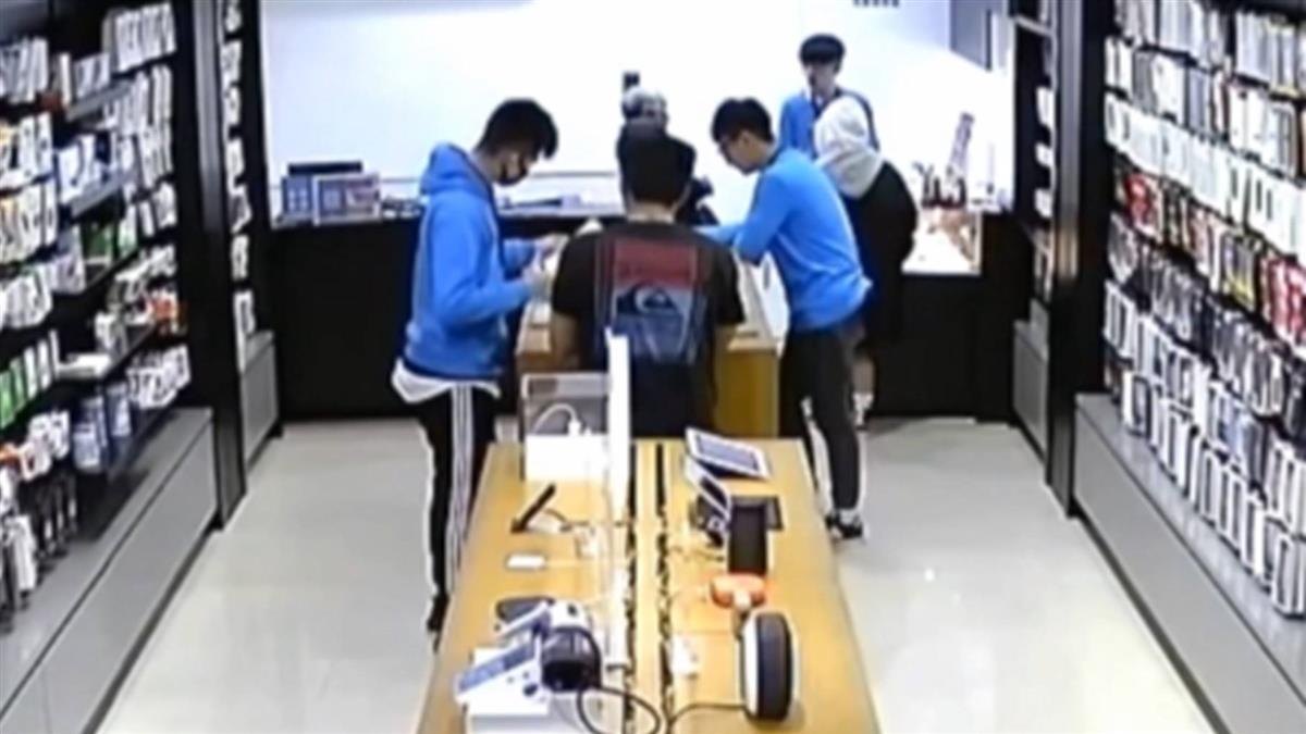 獨/撿到蘋果筆電送專賣店「洗白」 店員見「失竊模式」報警逮