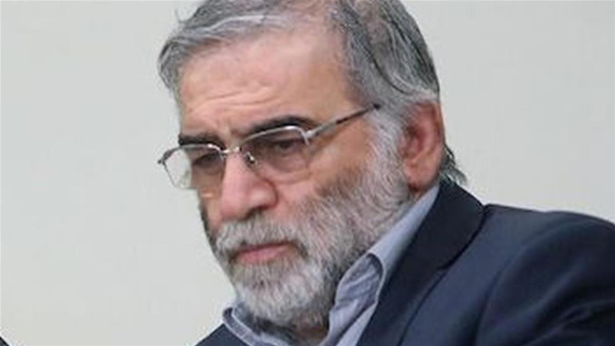 核武之父命案 伊朗:遭衛星AI遙控機關槍暗殺