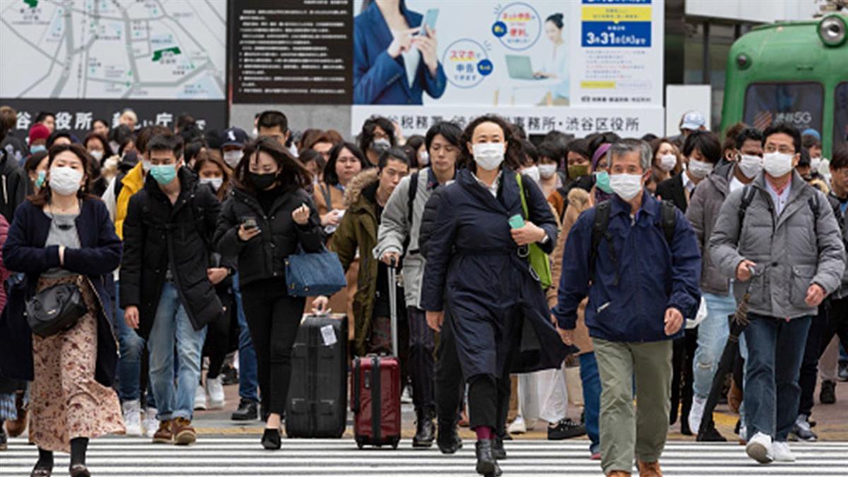 日本東京增武漢肺炎確診299例 病床使用率逾7成