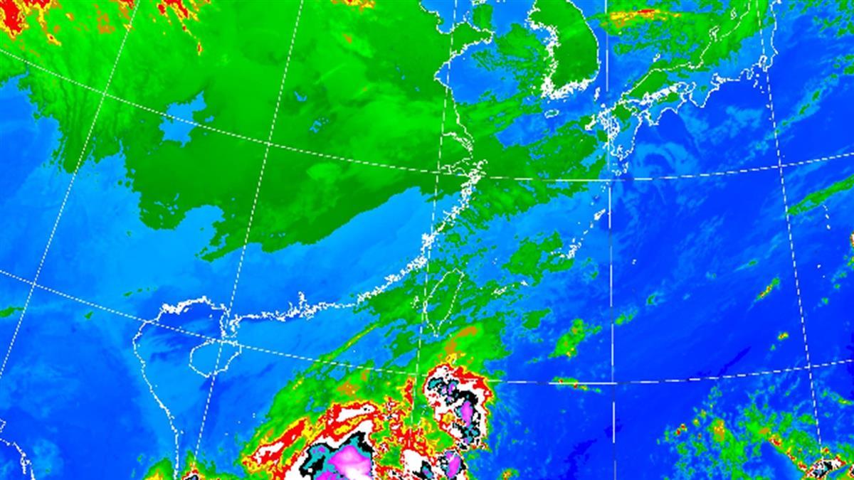 降雨猛砸2日!下波東北季風這天來襲 不排除逼近冷氣團