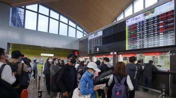 為疏運往返東部旅客 國道客運8日開行1483班次