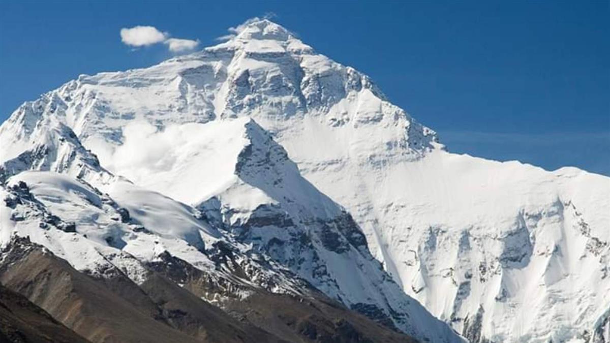 世界第一峰又長高 聖母峰最新高度8848.86公尺
