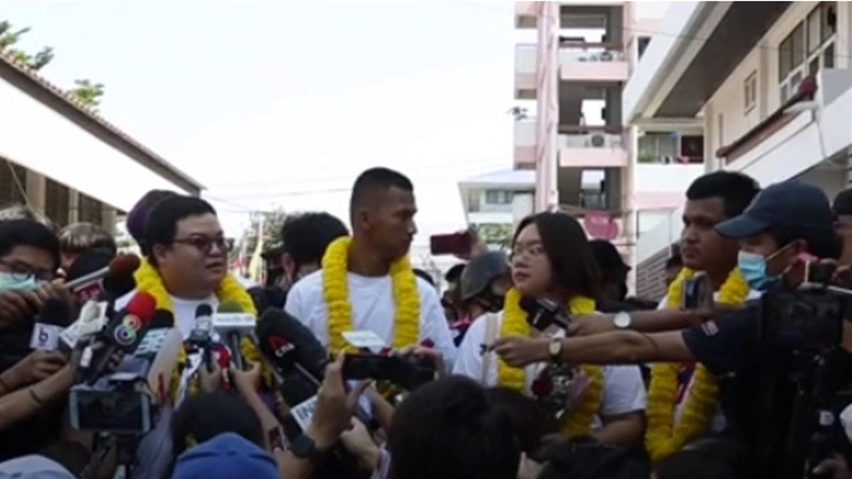 泰國抗議者談王室 警方以冒犯君主罪傳喚23人
