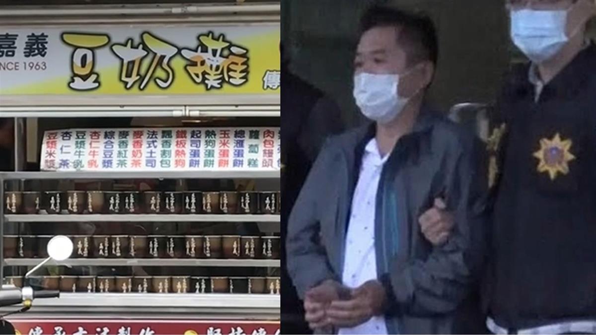 毒豆奶老闆經營地下工廠 自家豆奶攤卻用合格產品