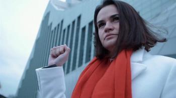 白俄羅斯反對派領袖季哈諾夫斯卡婭談民主與未來