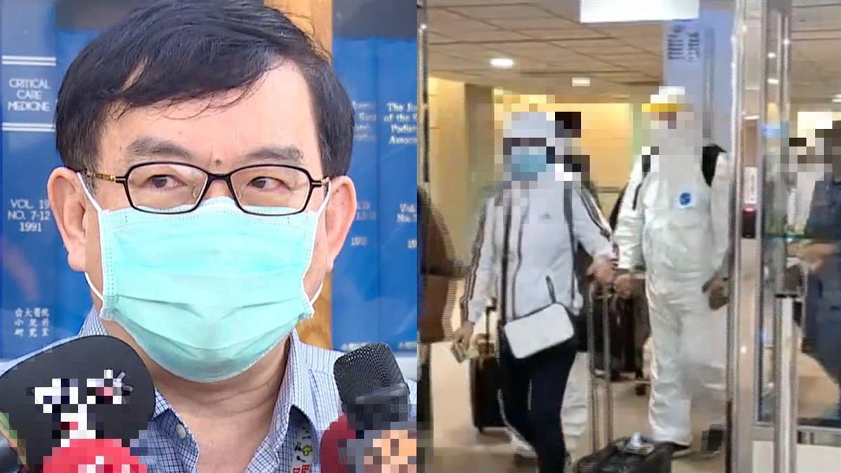 浙江台商98%本土染疫 感染科專家:防疫旅館恐是破口