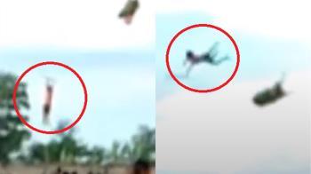 又爆意外!12歲男童遭風箏纏住 捲上3樓高空繩斷重摔
