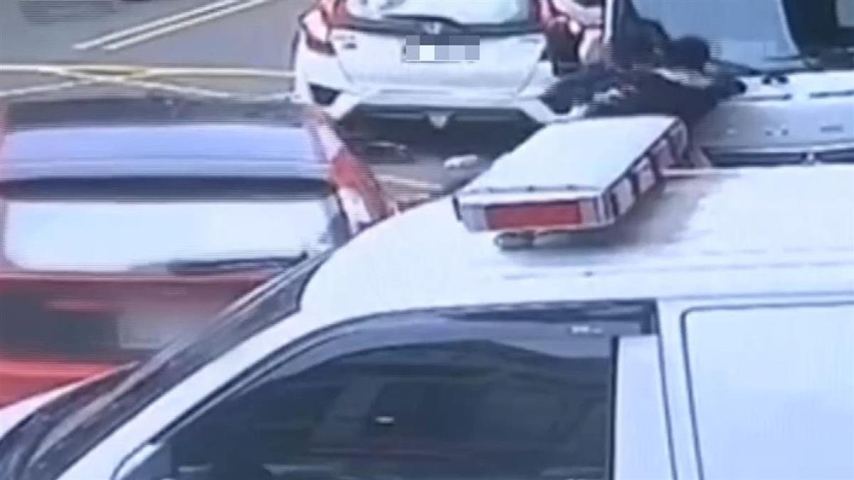 串通友人逃脫!重罪通緝犯就醫襲警 竹北分局全力追捕中