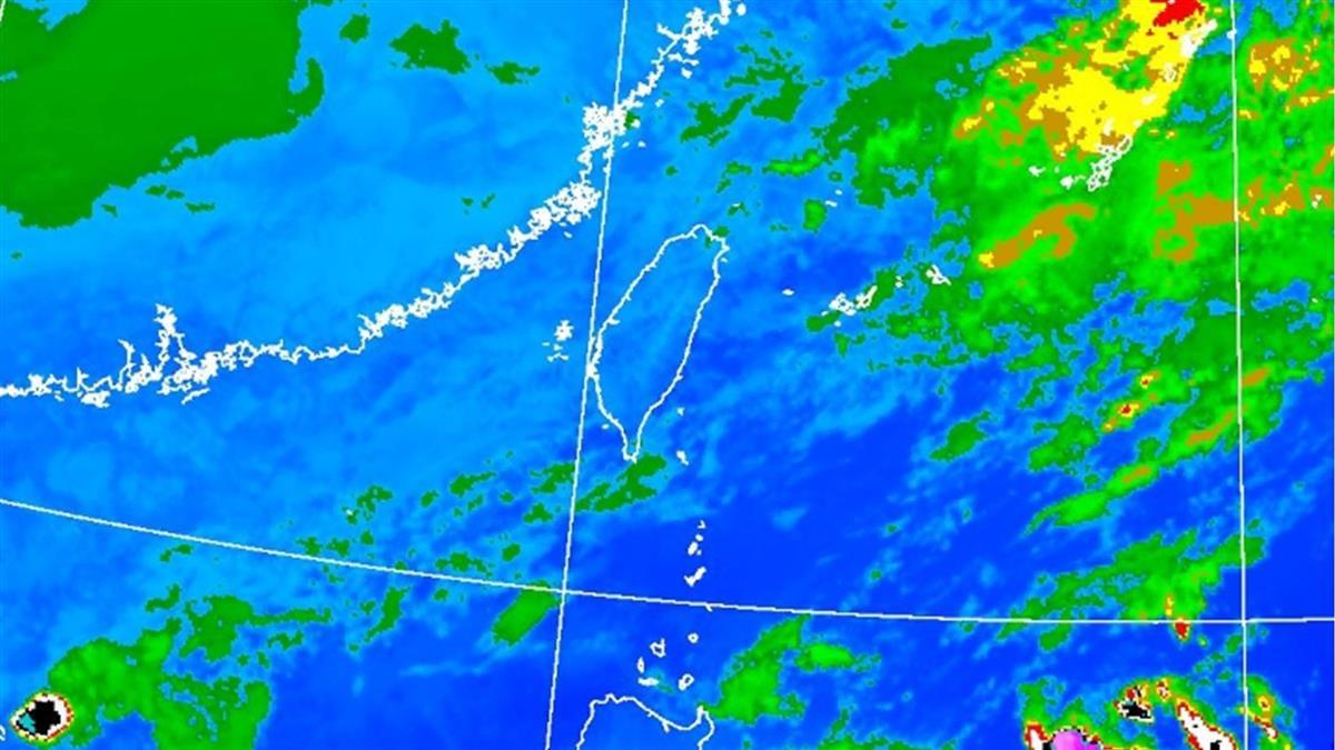 北北基大雨特報!這天起氣溫狂掉 中南部驟降13度
