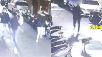 行天宮周遭遛狗 北市報關公會理事長遭4煞埋伏毆