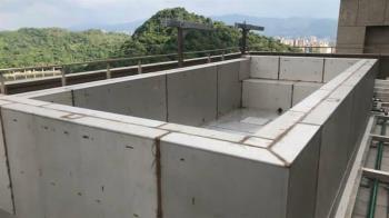羅志祥住處頂樓違建泳池  11日勘查不配合開罰