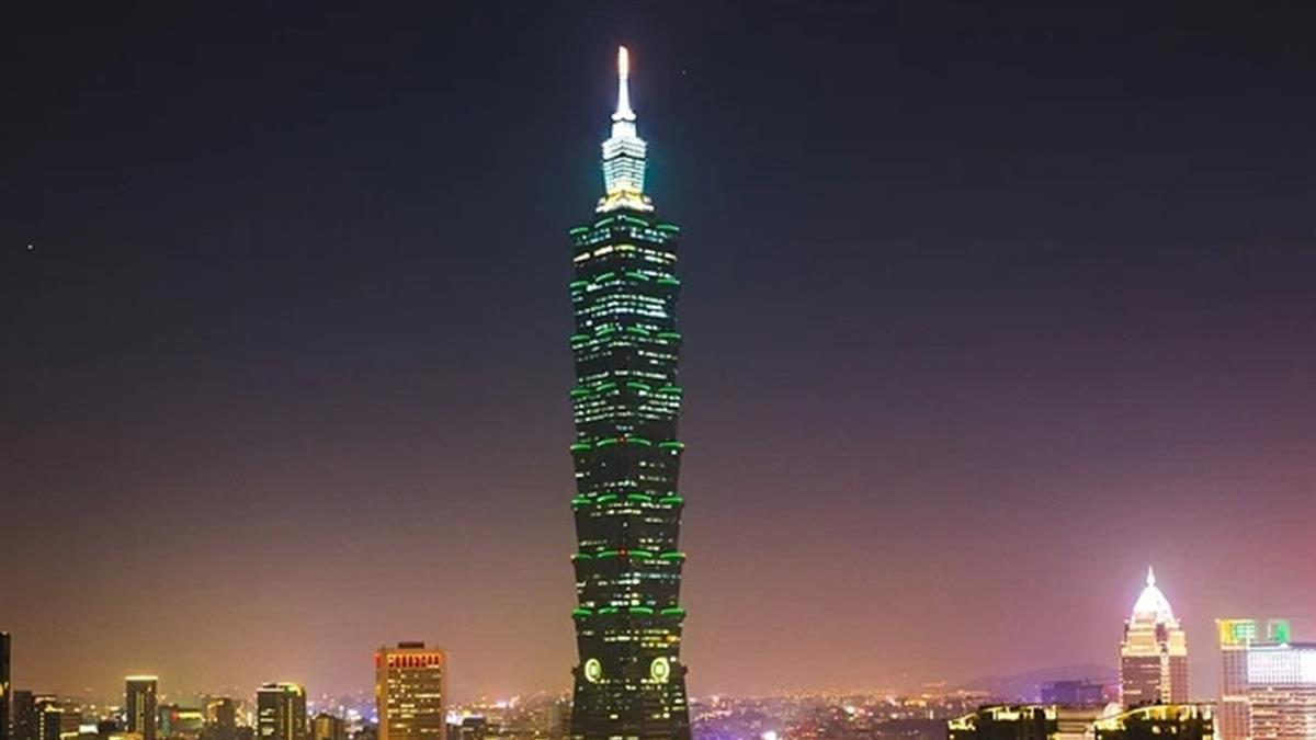 規模6.7地牛翻身!台北101大樓風阻尼器震幅15公分