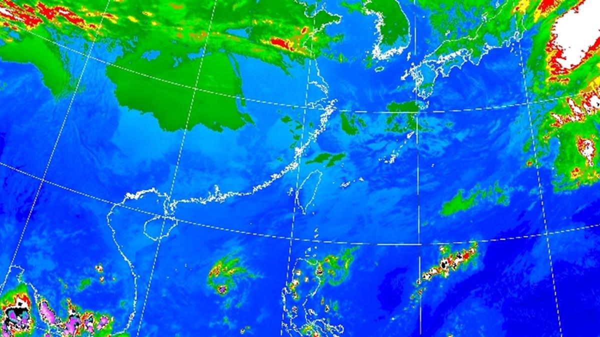 東北季風明晚強襲!濕冷4天急凍13度 下一波更強冷空氣這天到