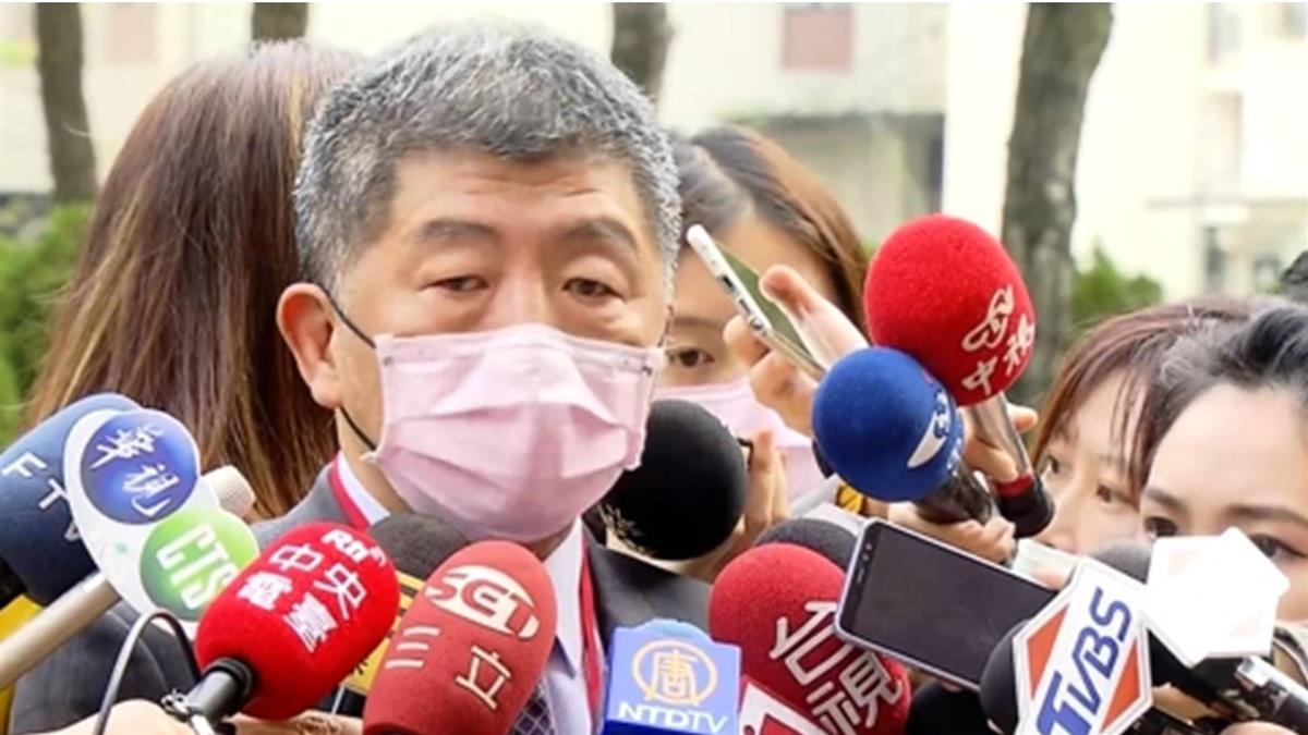 台灣傳購入千萬AZ疫苗 陳時中低調不證實:結果確定會報告