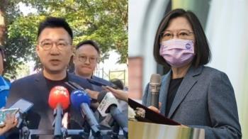 藍營凍潛艦預算!蔡英文憂影響國安 江啟臣嗆「雙重標準」