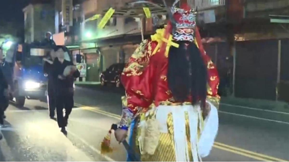 彰化鹿港今晚「送肉粽」!時間路線曝光 地方人士警告生人迴避