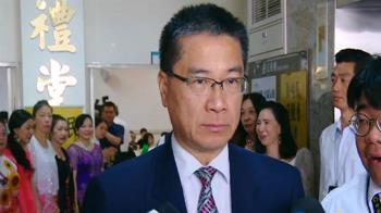 快訊/徐國勇氣喘復發、肩胛骨扭傷送三總 內政部證實了