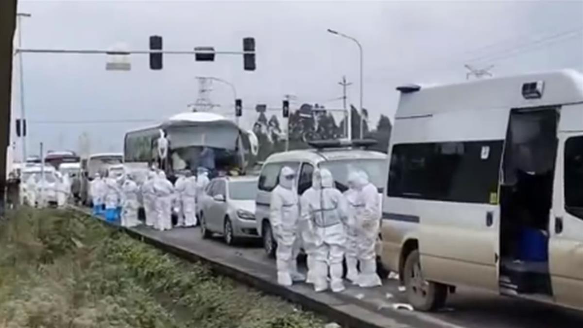 四川本土疫情再爆發 重演「武漢封城慘況」畫面流出
