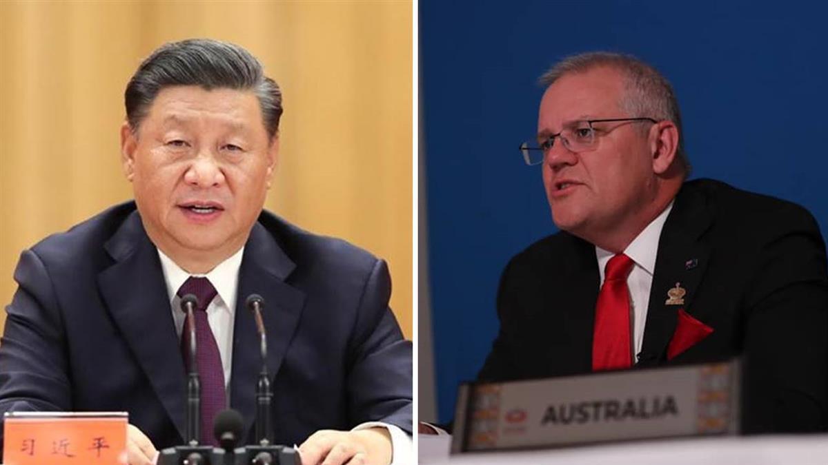 大陆疯狂抵制澳洲 害惨自己损失765亿(photo:EBCTW)