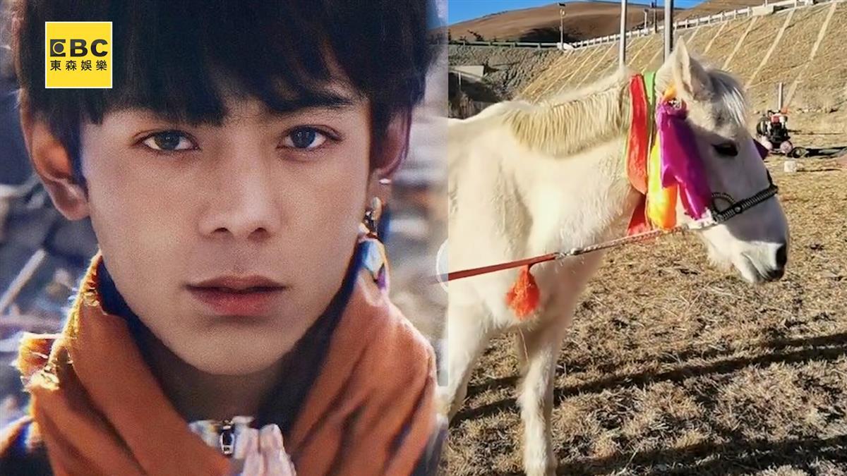 15天登熱搜20次 藏族男孩小馬爆紅開微博