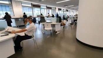 新北市立圖書館「筆電賊」 2周連續犯案囂張「銷贓」
