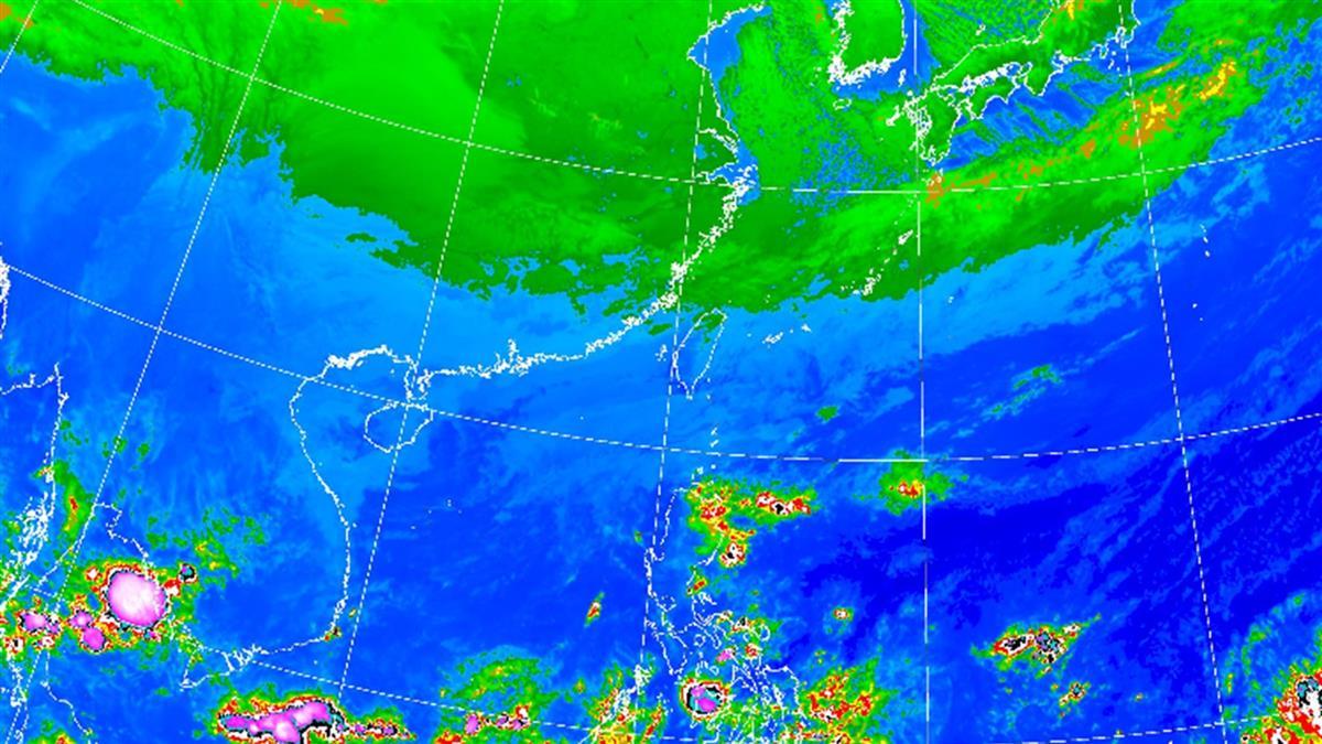 入冬最強冷空氣!今晨最低12.7度 北北基宜大雨特報