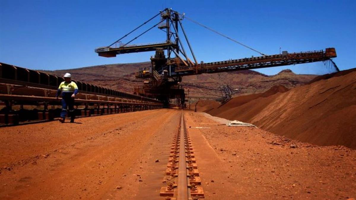 澳大利亚政府反对用铁矿税作为「最大武器」反制中国大陆(photo:EBCTW)