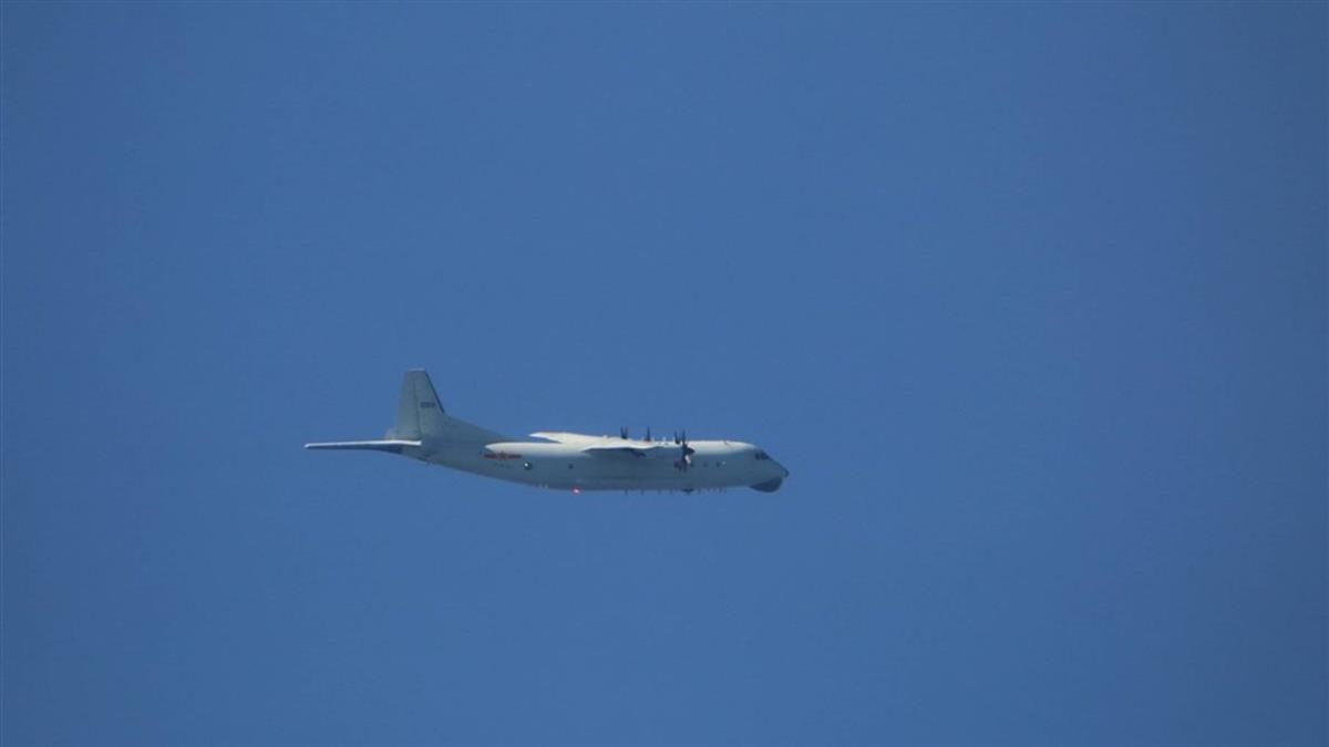 共軍2架慢速機入侵我西南空域 國軍廣播驅離